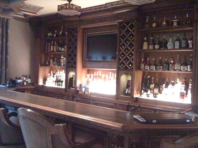 grand interiors nj bar