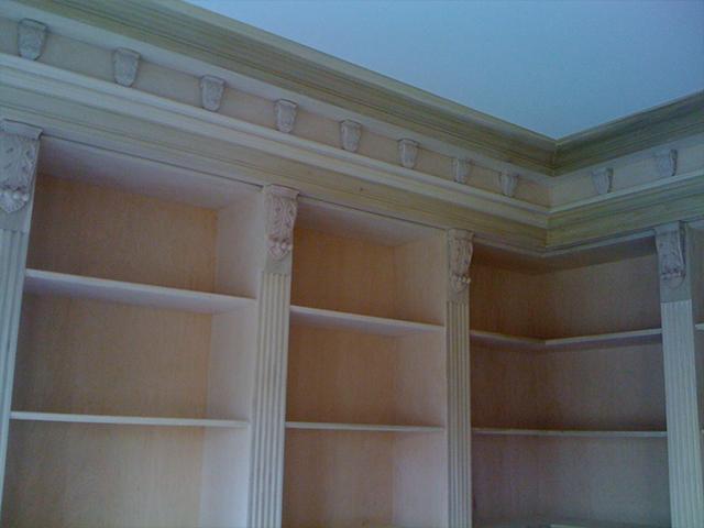 grand interiors Library